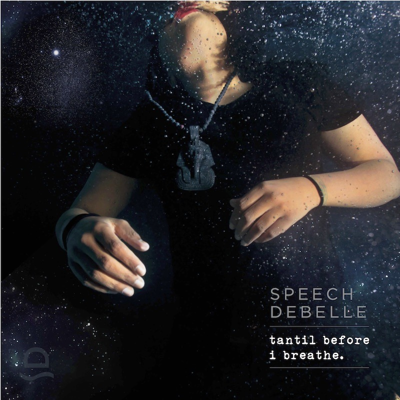 Speech Debelle TBIB Front Cover 190117 v3
